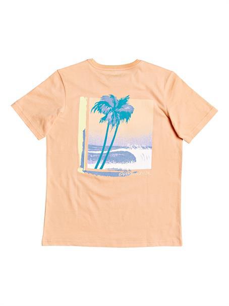 Quiksilver Lazy Sun - T-Shirt voor Jongens 8-16