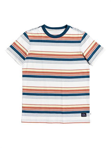 Quiksilver Maio Boarder - T-Shirt voor Jongens 8-16