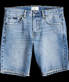"Quiksilver Modern Wave Salt Water 18"" - Denim Shorts for Men"