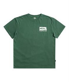 Quiksilver No Fun - T-shirt voor Heren