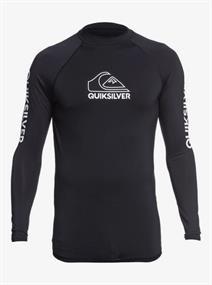 Quiksilver On Tour - Rash Vest met Lange Mouw en UPF 50 voor Heren