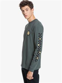 Quiksilver Supertone - Long Sleeve T-Shirt for Men