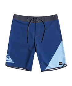 """Quiksilver Surfsilk New Wave 16"""" - Board Shorts for Boys 8-16"""