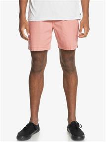 "Quiksilver Taxer 17"" - Elasticated Shorts for Men"