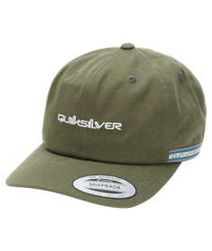 Quiksilver The Great Taper - Strapback Cap for Men