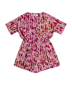 Quiksilver Tribal Riders - Short Sleeves Playsuit for Women