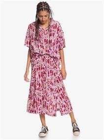 Quiksilver Tribal - Viscose Skirt for Women