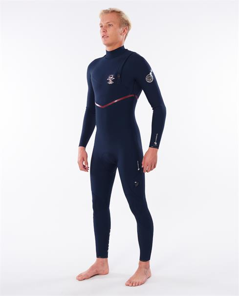 Rip Curl FBOMB SEARCH 53GB Z/FREE - Wetsuit Heren