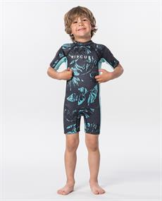 Rip Curl Groms Dawn Patrol Short Sleeve Springsuit