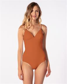 Rip Curl MODERN RIB RECYCLED ONE PIECE