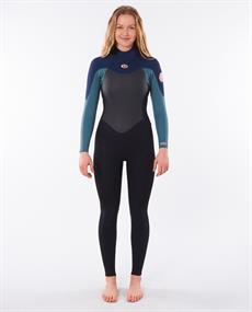 Rip Curl Women Omega 5/3 mm BZ GB STM wetsuit - Wetsuit Dames