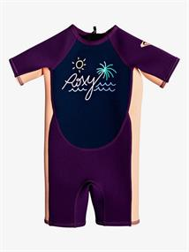 Roxy 1.5mm Syncro - Short Sleeve Springsuit for Toddlers