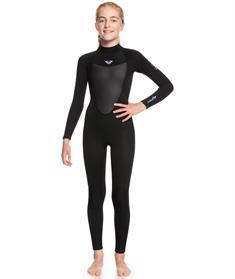 Roxy 3/2mm Prologue - Wetsuit met een Achterrits voor Meisjes 8-16