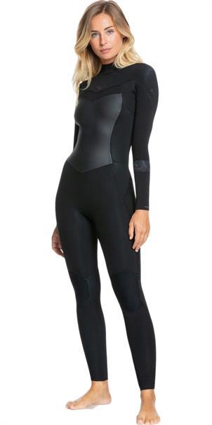 Roxy 3/2mm Syncro - Back Zip Wetsuit for Women - Wetsuit Dames