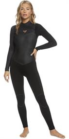 Roxy 4/3mm Performance - Chest Zip Wetsuit for Women