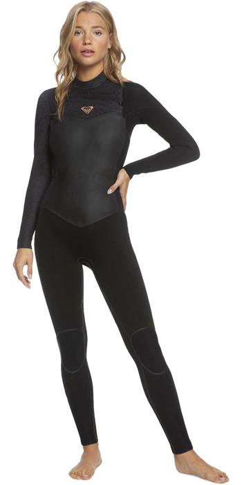 Roxy 4/3mm Performance - Chest Zip Wetsuit for Women