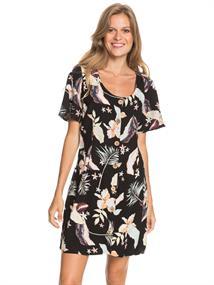 Roxy All Eyes On Love - Short Sleeve Dress for Women