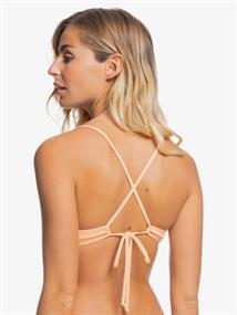 Roxy Beach Classics - Athletic Bikini Top for Women