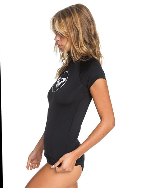Roxy Beach Classics - Rash Vest met Kapmouw en UPF 50 voor Dames