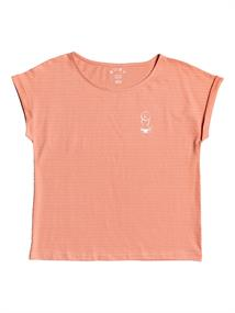 Roxy Blue Lagoon View - T-Shirt voor Dames
