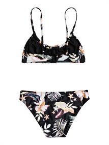 Roxy California Friends - Bralette Bikini Set for Girls 8-16