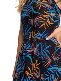 Roxy Capri Sunset - Strappy Maxi-jurk voor Dames