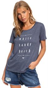 Roxy Chasing The Swell - T-Shirt voor Dames