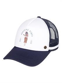 Roxy Dig This - Trucker Cap voor Dames Blauw tinten