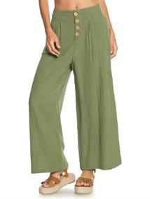 Roxy Dream Story - High Waisted Trousers for Women