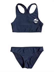 Roxy Early ROXY - Bikiniset met Crop Top voor Meisjes 8-16
