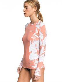 Roxy Fashion - Rash Vest met Lange Mouw en UPF 50 voor Dames Diverse tinten