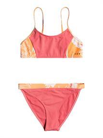 Roxy Free To Go - Bralette Bikini Set for Girls 8-16