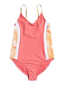 Roxy Free To Go - One-Piece Swimsuit for Girls 8-16