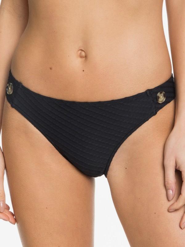 Roxy Golden Breeze - Medium Bikinibroekje voor Dames