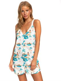 Roxy Golden Palm - Strappy Playsuit voor Dames