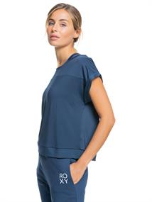 Roxy Lets Shake Hands - Technical Sports T-Shirt for Women