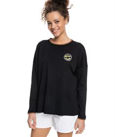 Roxy On The Boat A - T-shirt met Lange Mouw voor Dames