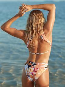 Roxy POP Surf - Hoog uitgesneden Bikinibroekje voor Dames