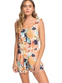 Roxy Rainbow Palm - Strappy Playsuit voor Dames