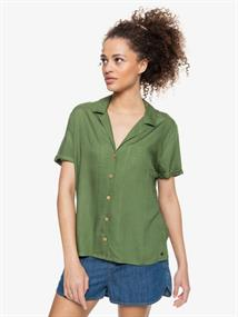 Roxy Remind To Forget - Short Sleeve Shirt for Women