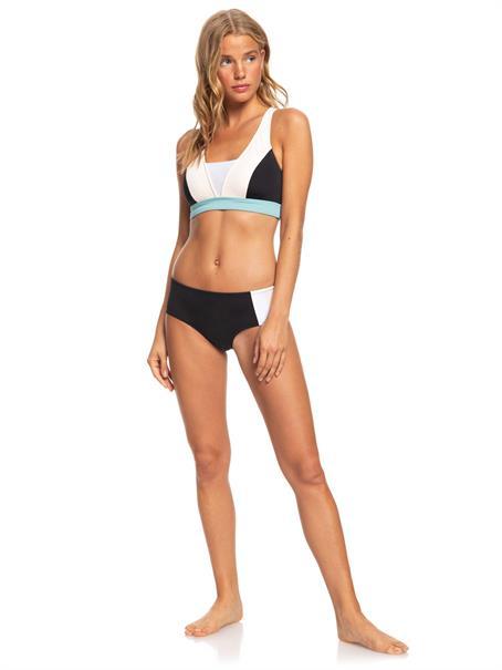 Roxy ROXY Fitness - Shorty Bikinibroekje voor Dames Zwart tinten