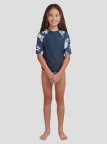 Roxy ROXY - Short Sleeve Rashguard for Girls 8-16