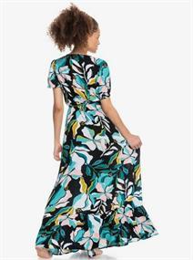 Roxy Slow Down Time - Maxi-jurk voor Dames
