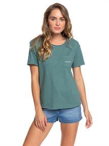Roxy Star Solar - T-Shirt met Borstzak voor Dames
