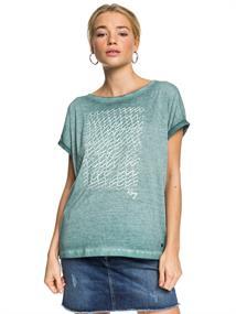 Roxy Summertime Happiness - T-Shirt voor Dames