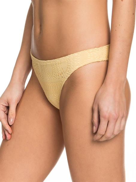 Roxy Sweet Wildness - Medium Bikinibroekje voor Dames Geel tinten