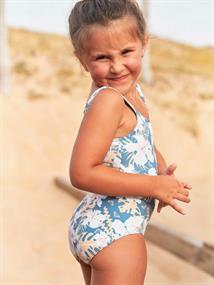 Roxy Swim Lovers - One-Piece Swimsuit for Girls 2-7
