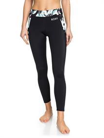 Roxy Take Me To The Beach - UPF 50 7/8 Fitnesslegging voor Dames Grijs tinten
