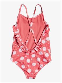 Roxy Teeny Everglow - One-Piece Swimsuit for Girls 2-7