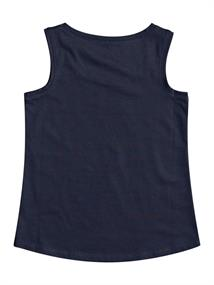 Roxy There Is Life - Organic Vest Top for Girls 4-16